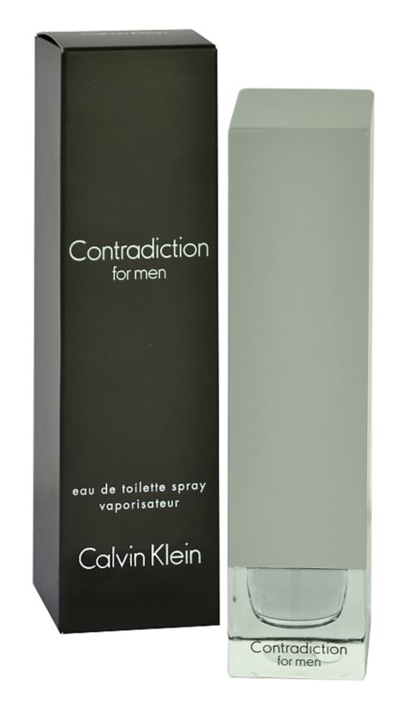 Calvin Klein Contradiction for Men Eau de Toilette Herren 100 ml