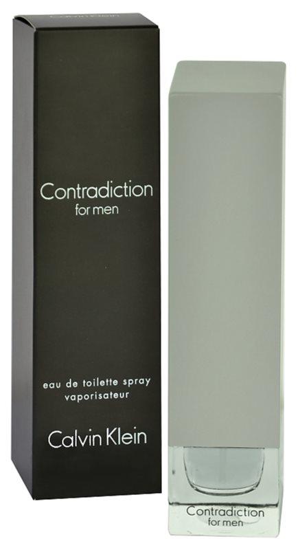 Calvin Klein Contradiction for Men Eau de Toilette voor Mannen 100 ml