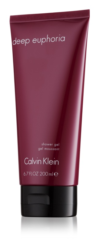 Calvin Klein Deep Euphoria Shower Gel for Women 200 ml