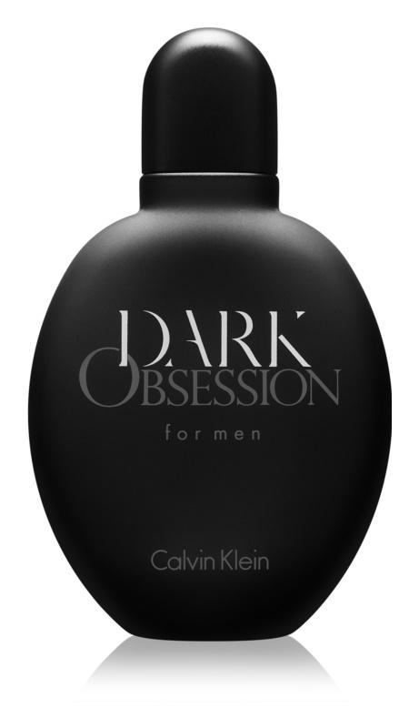 Calvin Klein Dark Obsession for Men Eau de Toilette for Men 125 ml