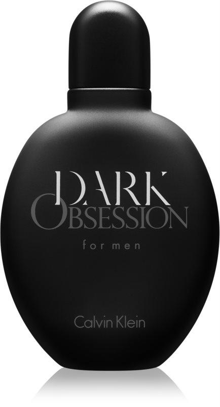 Calvin Klein Dark Obsession for Men Eau de Toilette para homens 125 ml