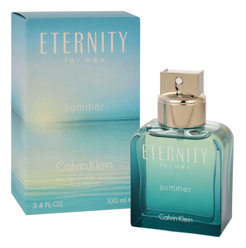 Calvin Klein Eternity for Men Summer (2012) Eau de Toilette for Men 100 ml
