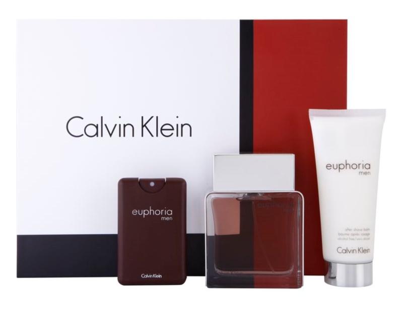 Calvin Klein Euphoria Men Geschenkset XIV.