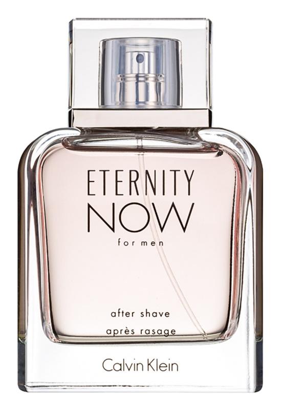 Calvin Klein Eternity Now for Men borotválkozás utáni arcvíz férfiaknak 100 ml