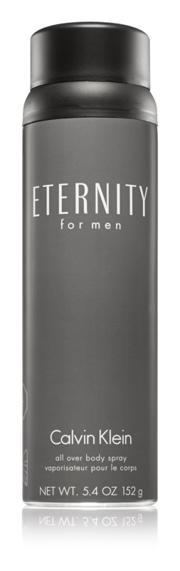 Calvin Klein Eternity for Men spray de corpo para homens 160 ml