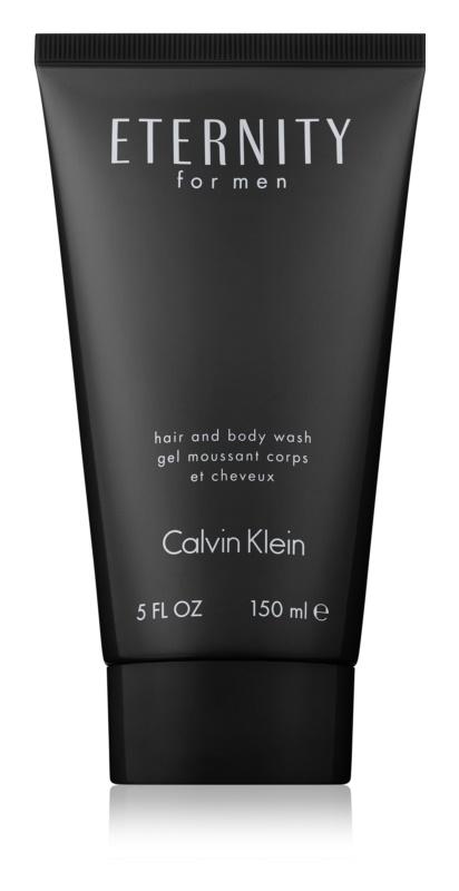 Calvin Klein Eternity for Men sprchový gél pre mužov 150 ml
