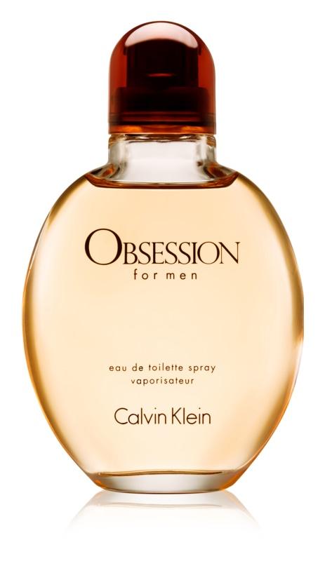 Calvin Klein Obsession for Men Eau de Toilette Herren 125 ml