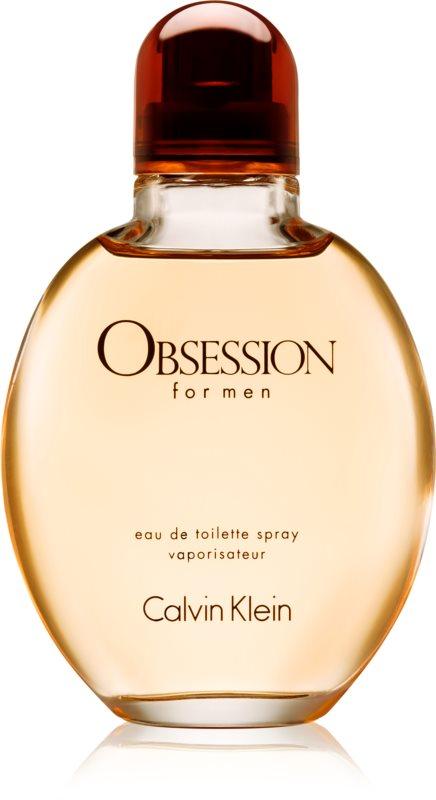 Calvin Klein Obsession for Men eau de toilette para hombre 125 ml