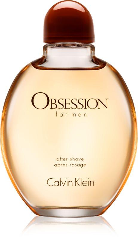 Calvin Klein Obsession for Men lotion après-rasage pour homme 125 ml