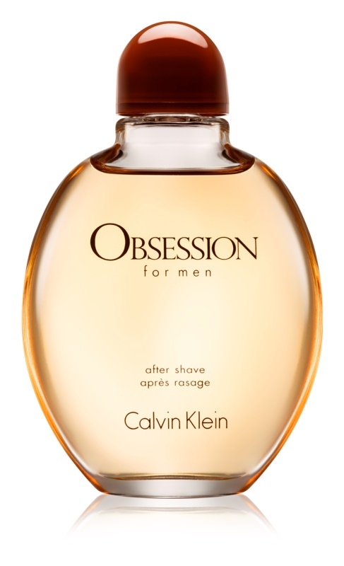 Calvin Klein Obsession for Men voda po holení pre mužov 125 ml