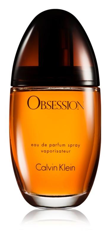 Calvin Klein Obsession парфумована вода для жінок 100 мл