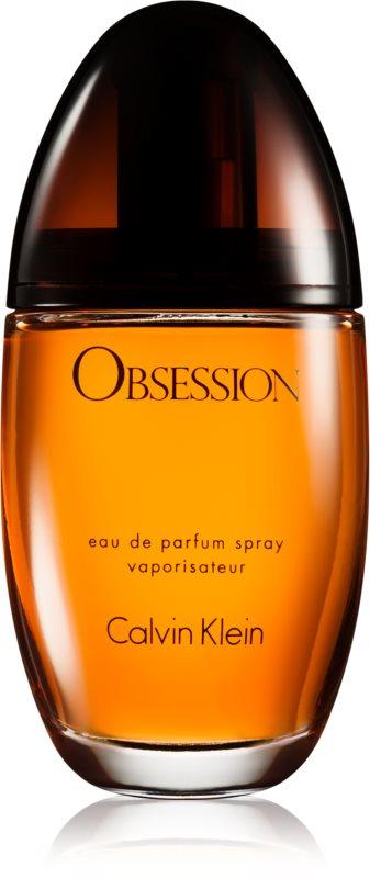 Calvin Klein Obsession Eau de Parfum para mulheres 100 ml