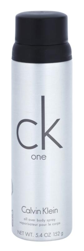 Calvin Klein CK One deospray unisex 152 g