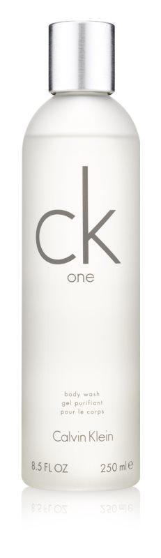 Calvin Klein CK One sprchový gel unisex 250 ml (bez krabičky)