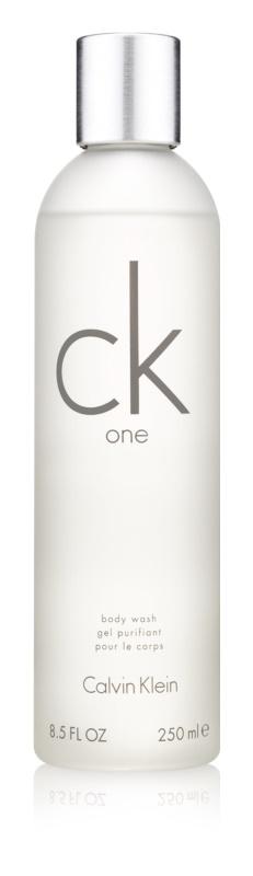 Calvin Klein CK One żel pod prysznic unisex 250 ml (bez pudełka)