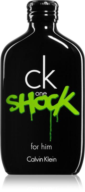 Calvin Klein CK One Shock тоалетна вода за мъже 100 мл.