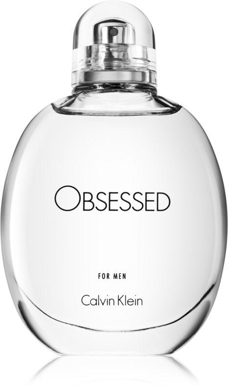 59302fc2829f5 Calvin Klein Obsessed eau de toilette para homens 125 ml