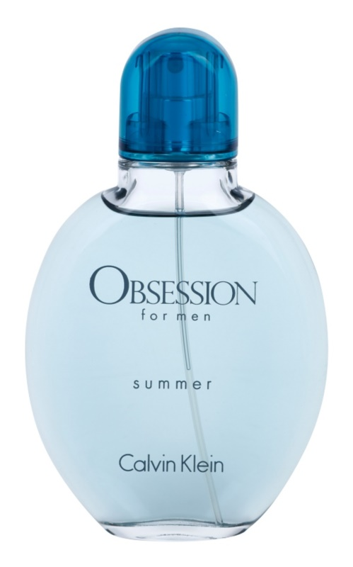 Calvin Klein Obsession for Men Summer 2016 eau de toilette férfiaknak 125 ml