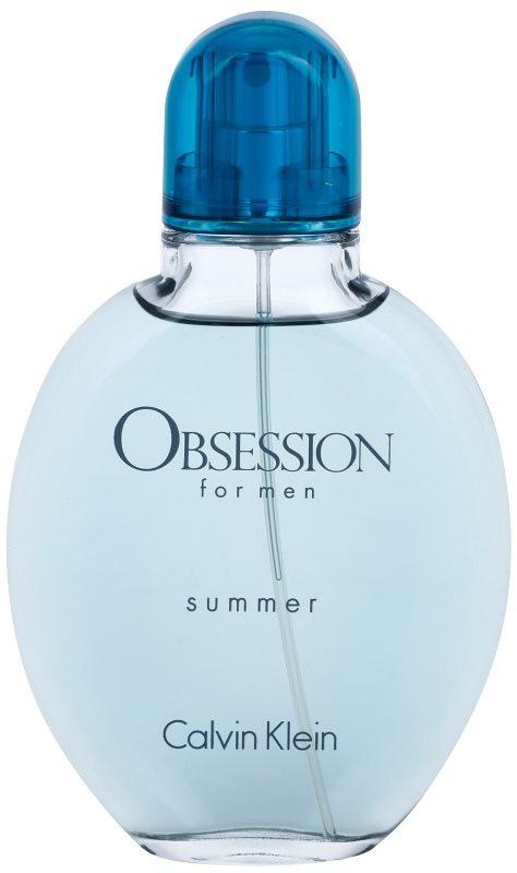 83df0c806d Calvin Klein Obsession for Men Summer 2016 eau de toilette férfiaknak 125 ml