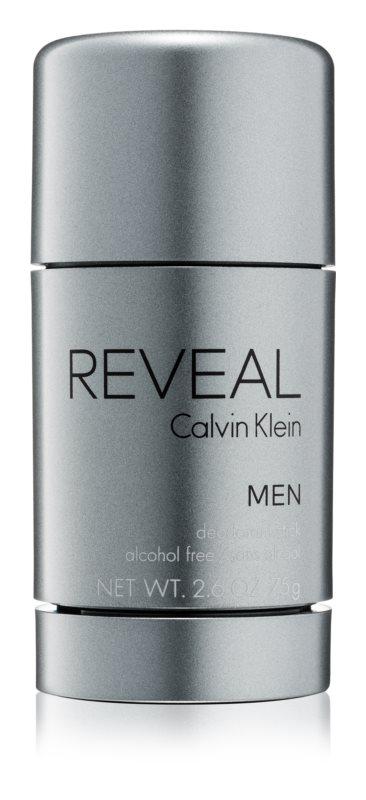 Calvin Klein Reveal dédorant stick pour homme 75 g (sans alcool)