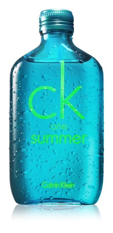 Calvin Klein CK One Summer 2013 eau de toilette unisex 100 ml