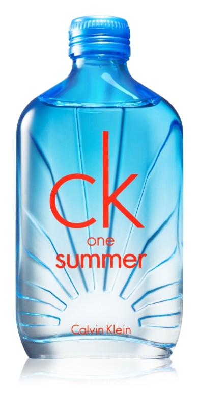 Calvin Klein CK One Summer 2017 toaletní voda unisex 100 ml