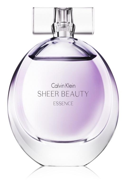 Calvin Klein Sheer Beauty Essence Eau de Toilette Damen 100 ml