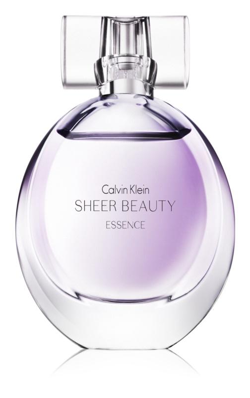 Calvin Klein Sheer Beauty Essence Eau de Toilette für Damen 30 ml