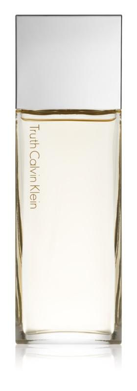 Calvin Klein Truth eau de parfum pour femme 100 ml