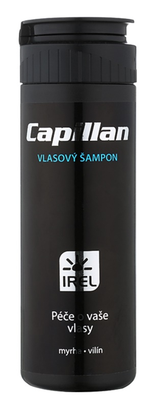 Capillan Hair Care šampon pro šetrné mytí