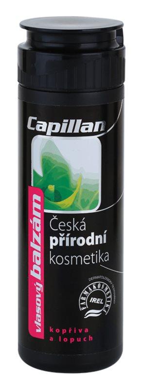 Capillan Hair Care vlasový balzam pre jednoduché rozčesávanie vlasov