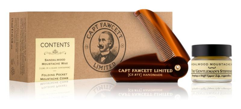 Captain Fawcett Limited kozmetická sada I.