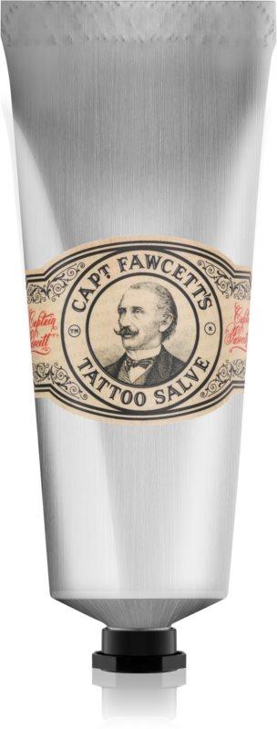 Captain Fawcett Tattoo Salve huile de bain Orange sanguine