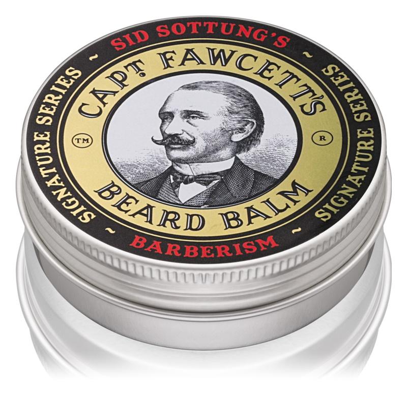 Captain Fawcett Sid Sottung balzám na vousy