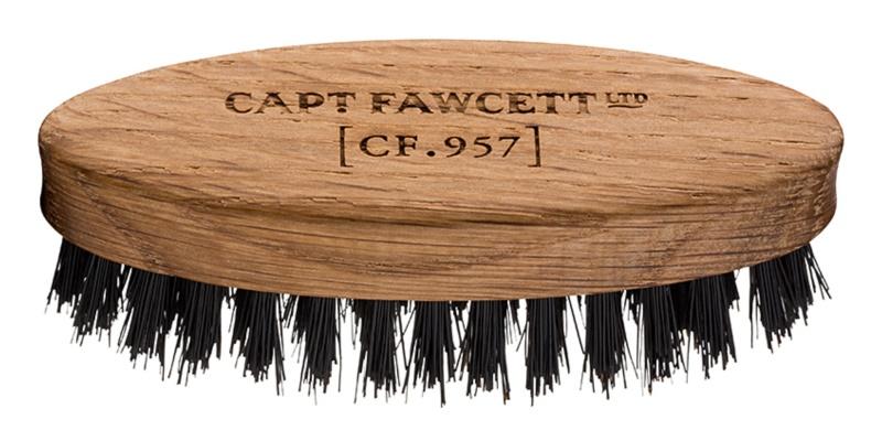 Captain Fawcett Accessories brosse à barbe en poils de sanglier