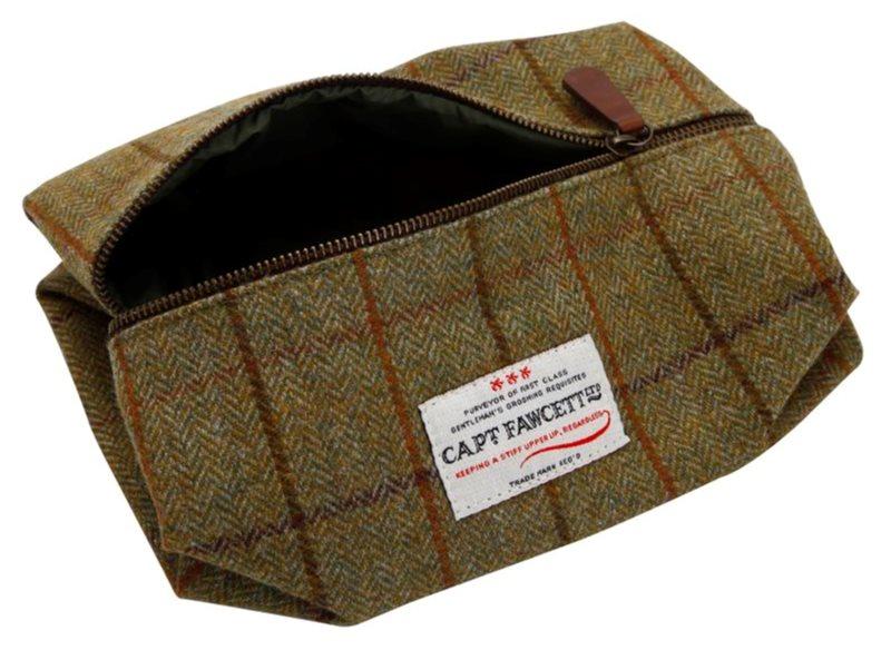 Captain Fawcett Accessories toaletná taška pre mužov