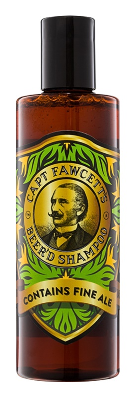 Captain Fawcett Beer'd Shampoo champô para cabelo