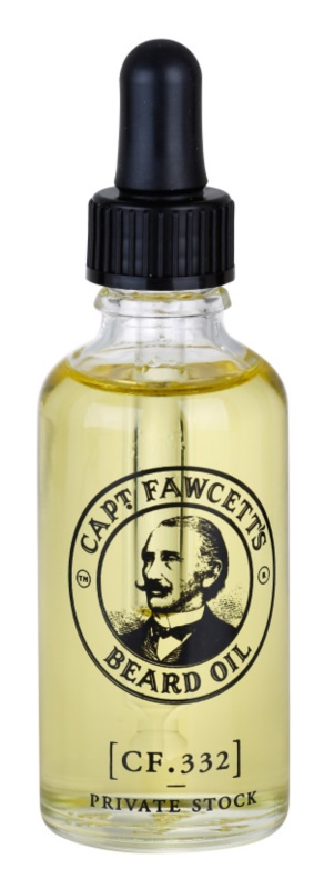Captain Fawcett Beard Oil Beard Oil
