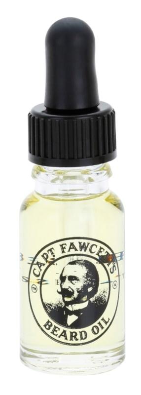 Captain Fawcett Beard Oil huile pour barbe