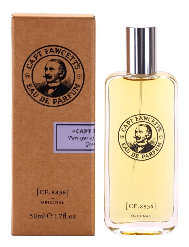 Captain Fawcett Captain Fawcett's Eau de Parfum Eau de Parfum για άνδρες 50 μλ