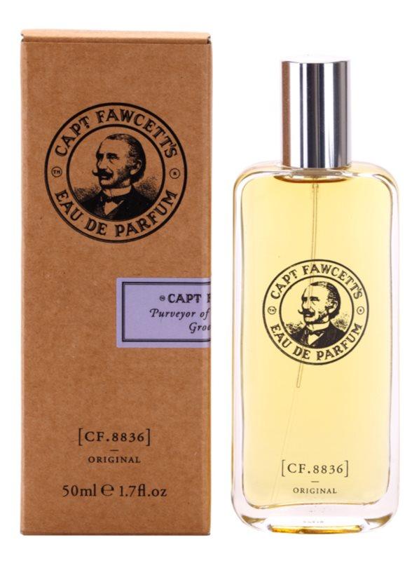 Captain Fawcett Captain Fawcett's Eau de Parfum Parfumovaná voda pre mužov 50 ml