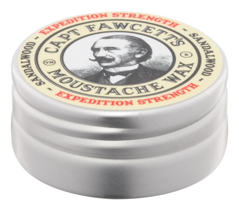 Captain Fawcett Expedition Strength vosak za brkove