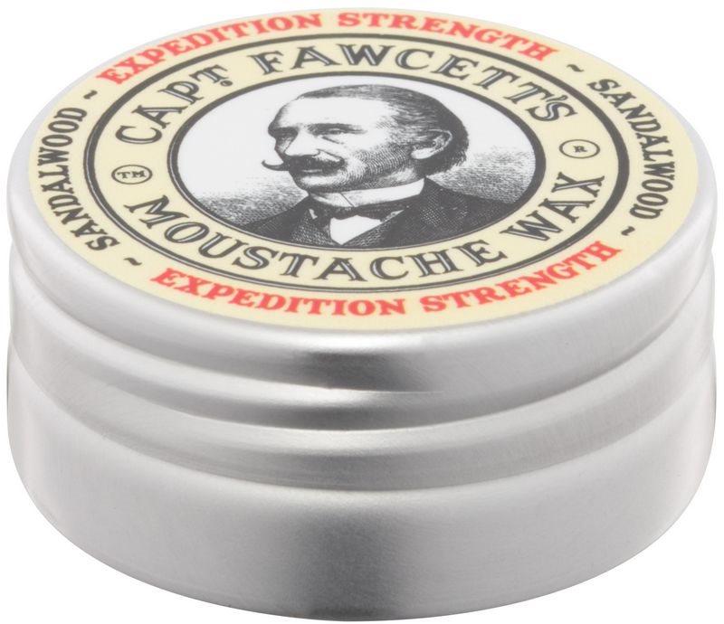 Captain Fawcett Expedition Strength vosk na knír