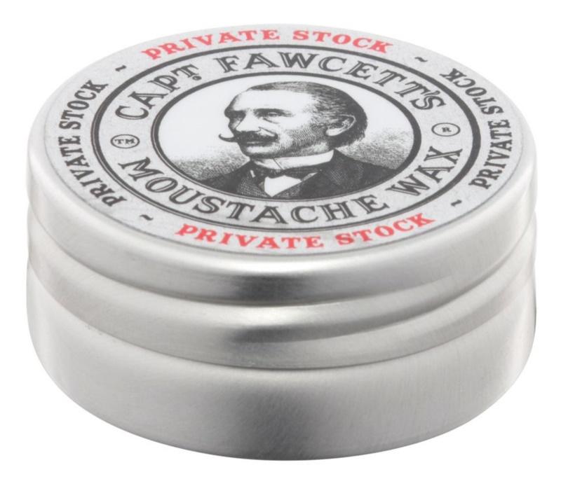Captain Fawcett Private Stock ceara pentru mustata