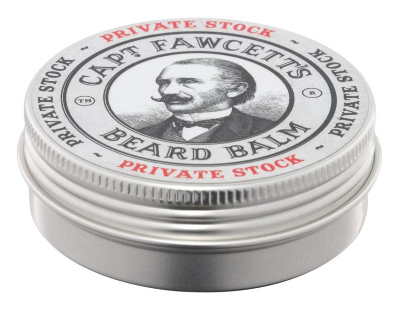 Captain Fawcett Private Stock bálsamo para a barba