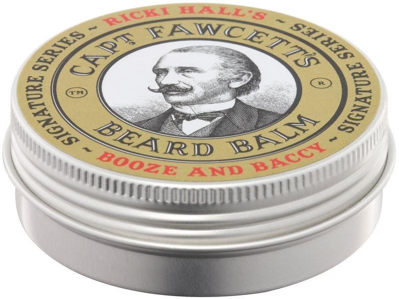 Captain Fawcett Ricki Hall´s baume à barbe
