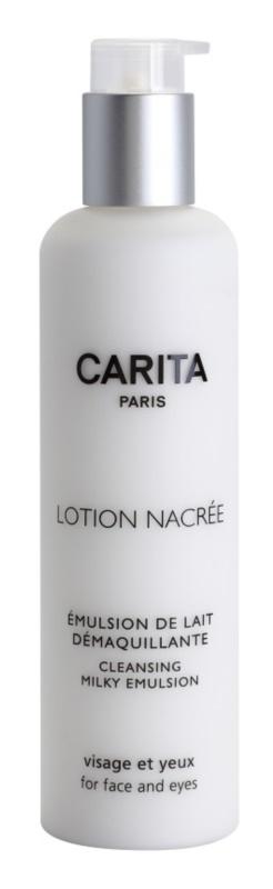 Carita Cleansing čistilna emulzija za obraz za obraz in oči