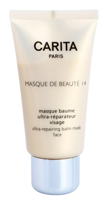 Carita Beauté 14 masque revitalisant visage pour une hydratation intense