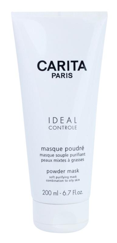 Carita Ideal Controle čisticí maska pro mastnou a smíšenou pleť