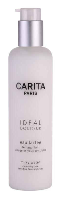 Carita Ideal Douceur čisticí péče pro citlivou pleť a oči